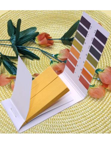 Bandelettes Papier pH (1 à 14)