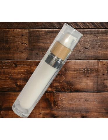 Tube a pompe en bambou 30 ml