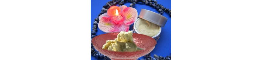 Beurre nourrissant au Karité